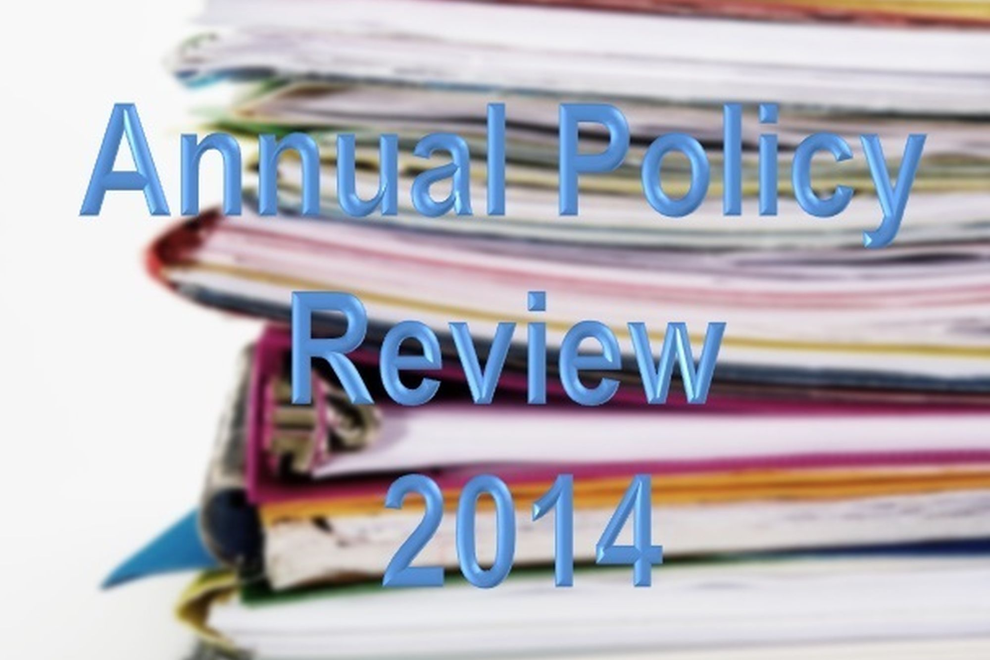 Annual Policy Review 2014